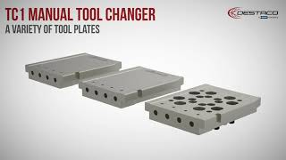 Click to view An Introduction to the TC1 Manual Tool Changer