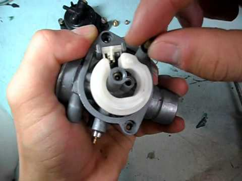 tutorial smontaggio carburatore phbn 12. carburetor disassembly