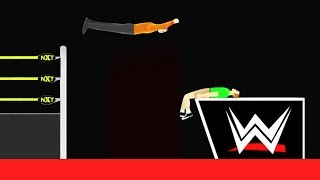 getlinkyoutube.com-INSANE WWE TAKEDOWN! (Happy Wheels)