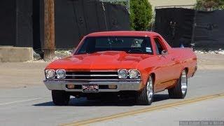 getlinkyoutube.com-1969 Chevrolet El Camino Chevelle / Malibu High Performance