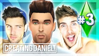 "getlinkyoutube.com-""CREATING DANIEL"" - SIMS WITH DANIEL!! 