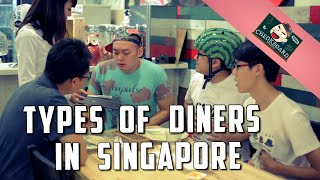 getlinkyoutube.com-Types Of Diners In Singapore