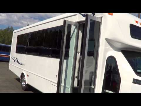 Northwest Bus Sales - NEW 2013 Ford F550 Starcraft 29 Passenger Bus For Sale - S70549