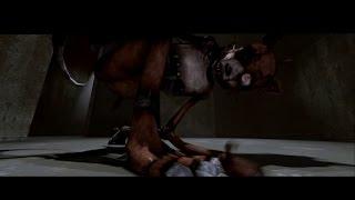getlinkyoutube.com-Five Nights at Freddy's New Generation| Death Scene Foxy| HD
