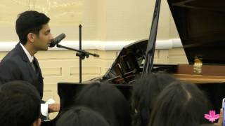 Anirudh Ravichander performs unplugged in london | An evening with Anirudh 2017
