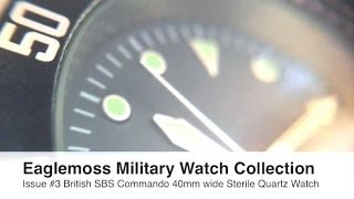 Military Watch Collection Issue #3 British SBS Commando