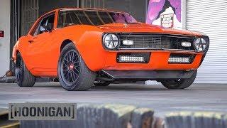 HOONIGAN-DT-149-68-Drift-Camaro width=