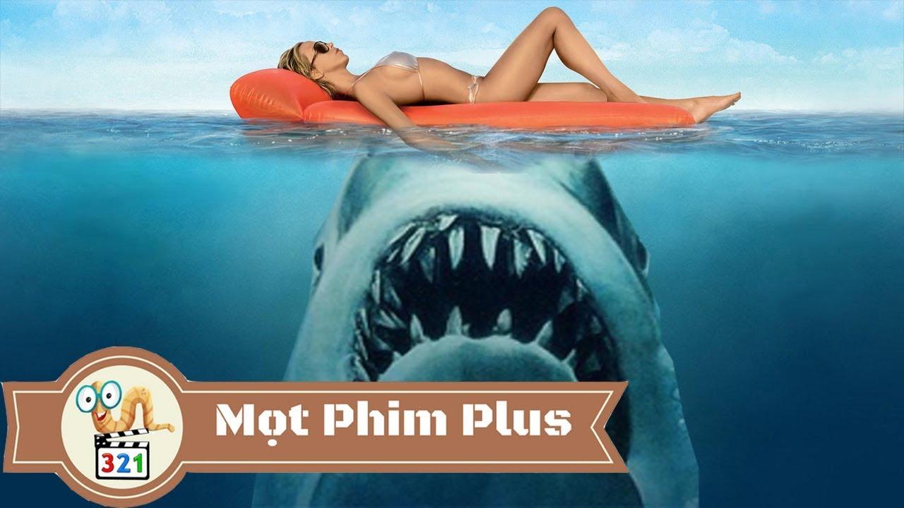Top 10 Bộ Phim Kinh Dị Về Cá Mập Xem Xong Bạn Sẽ Không Dám Đi Tắm Biển | Top 10 Shark Movies