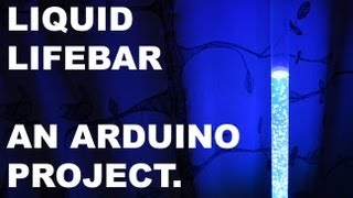 getlinkyoutube.com-Liquid Lifebar, an Arduino Project