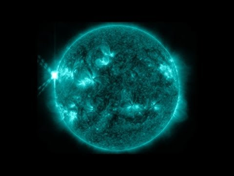 NASA | First X-Class Solar Flares of 2013