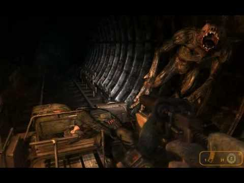 Metro 2033 / gameplay CD-Action
