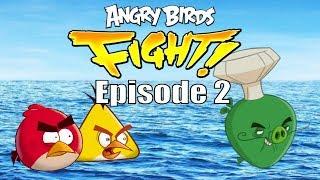 getlinkyoutube.com-Angry Birds Fight! Plush Series Episode 2: Rescuing Chuck