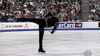getlinkyoutube.com-Plushenko 2001 Worlds LP - Once Upon A Time in America