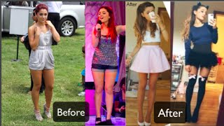 getlinkyoutube.com-Ariana Grande Weight Loss on a Vegan Diet