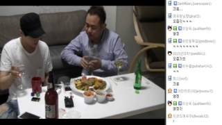 getlinkyoutube.com-커맨더지코 [술먹방] 강남 입성 첫날밤 케이와 달달한 음주소통 - FULL [2015.06.10]