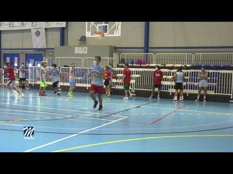 I Campus de Tecnificación y Preparación Física de Basket