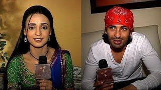 getlinkyoutube.com-Exclusive Interview Of Sanaya And Mohit - Love Meter