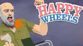 getlinkyoutube.com-Happy Wheels - Жестокие Уровни (iOS)