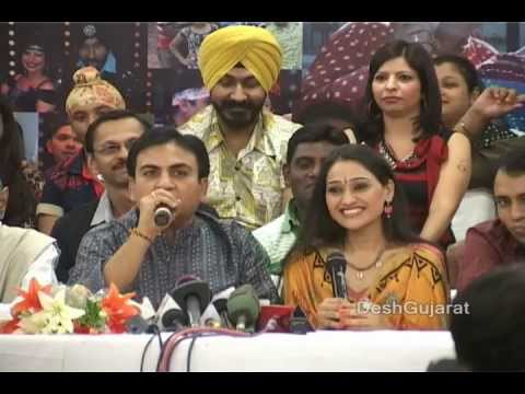 Taarak Mehta Ka Ooltah Chashmah 1000 episode celebration in Ahmedabad, Gujarat