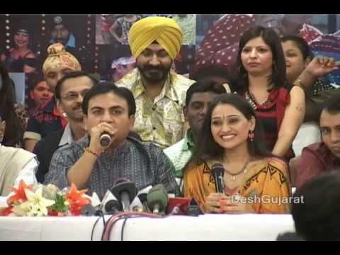 Taarak Mehta Ka Ooltah Chashmah 1000 episode celebration in Ahmedabad, Gujarat