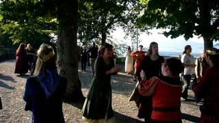 """getlinkyoutube.com-Renaissance Tanz """"The Guid Man of Ballangigh"""" auf Schloss Lenzburg bei Andreas Rutschmann"""