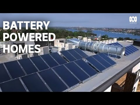 Battery Powered Homes | Renewable Solar Energy Storage