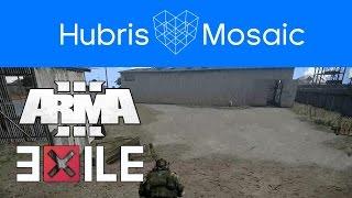 getlinkyoutube.com-ARMA III - Exile Mod - Quick Base Tour