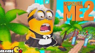 getlinkyoutube.com-Despicable Me 2 Minion Rush Unlock All Special 24 Pro Gadgets