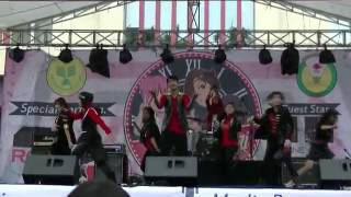 getlinkyoutube.com-AAABC -  Next Stage/Still Love You/Aishiteru no ni Aisenai (AAA dance cover) @ JIMAT UNJ 2015
