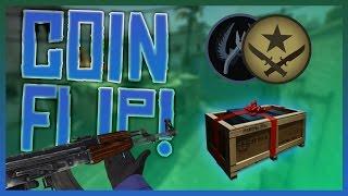 "getlinkyoutube.com-""7 COIN FLIPS IN A ROW!!!"" (CS:GO GAMBLING!)"