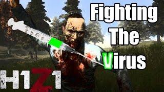 getlinkyoutube.com-H1Z1 - Fighting The Virus