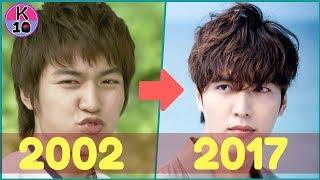 LEE MIN HO EVOLUTION 2002-2017