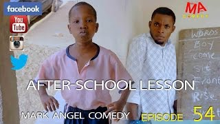 getlinkyoutube.com-AFTER SCHOOL LESSON (Mark Angel Comedy) (Episode 54)