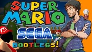 getlinkyoutube.com-Bootleg Mario Games on Sega Genesis - SpaceHamster
