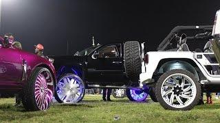 Veltboy314 - Florida Classic 2K15 Riding Big Car Show, Hangout & Racing Footage