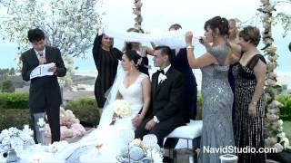 getlinkyoutube.com-عروسی سایه دختر ابی- کامل