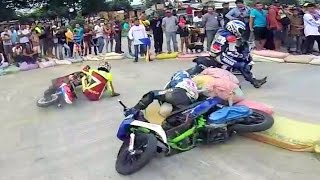 getlinkyoutube.com-SCOOTER RACING that turns into a BOXiNG FIGHT !