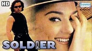 getlinkyoutube.com-Soldier {HD} - Bobby Deol - Preity Zinta - Suresh Oberoi - Raakhee - Hindi Full Movie
