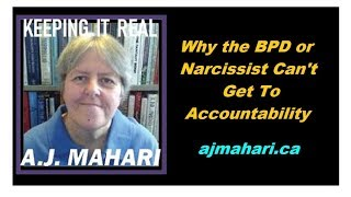 getlinkyoutube.com-Why the BPD or Narcissist Can't Get To Accountability