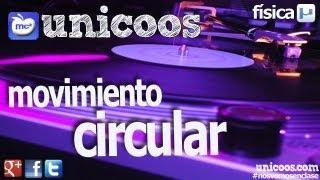 Imagen en miniatura para FISICA Movimiento circular uniforme MCU 02