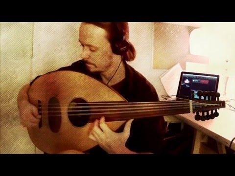 Jussi Reijonen – Samai'i Nahawand (Cinuçen Tanrıkorur)  (Jussi Performing on Oud)