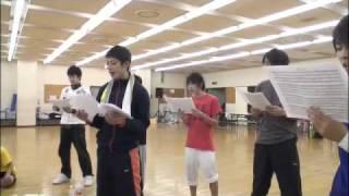 getlinkyoutube.com-【テニミュ】ダンス稽古 初日【2nd Season THE BEGINNING】