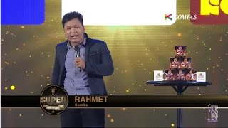 getlinkyoutube.com-Rahmet: Rasa Iri Para Jomblo (SUPER Stand Up Seru eps 233)