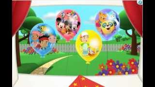 getlinkyoutube.com-Playing Disney Junior Happy Birthday Party