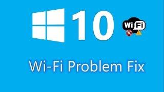 Почему ноутбук Windows 10 не видит Wi-Fi