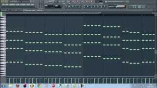 Armin van Buuren feat. Miri Ben-Ari - Intense ( fl studio )