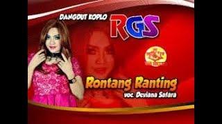 RONTANG RANTING - DEVIANA SAFARA karaoke dangdut (Tanpa vokal) cover