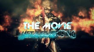 getlinkyoutube.com-Metal Gear Rising: Revengeance THE MOVIE  - Full Story