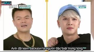 getlinkyoutube.com-[VIETSUB] Weekly Idol Ep 248 - GOT7 Jackson cut