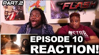 The Flash Season 4 Episode 10 : REACTION WITH MOM!! (Part.2)